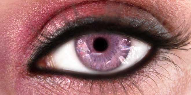 ojosvioleta